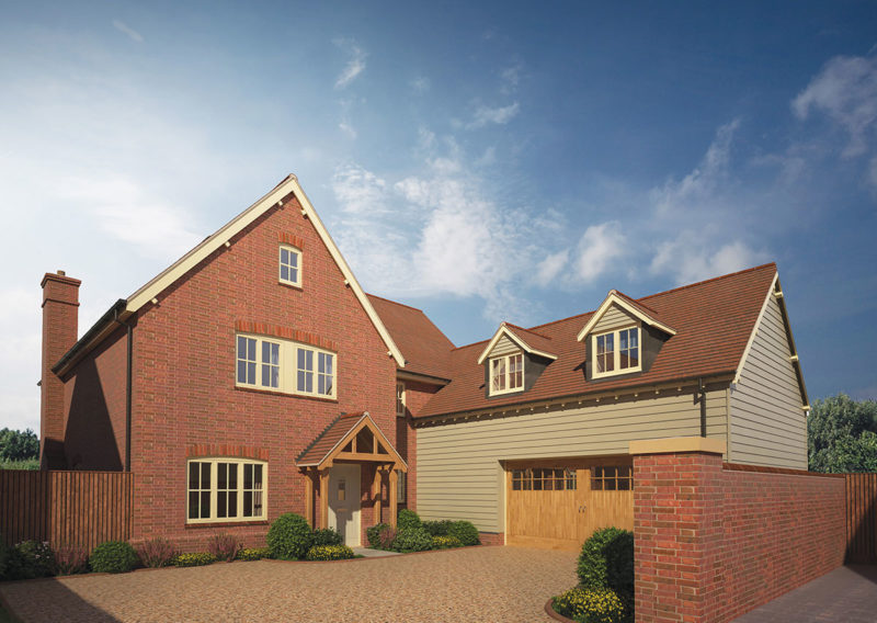 The Pastures – Phase 1 Harston, Cambridge