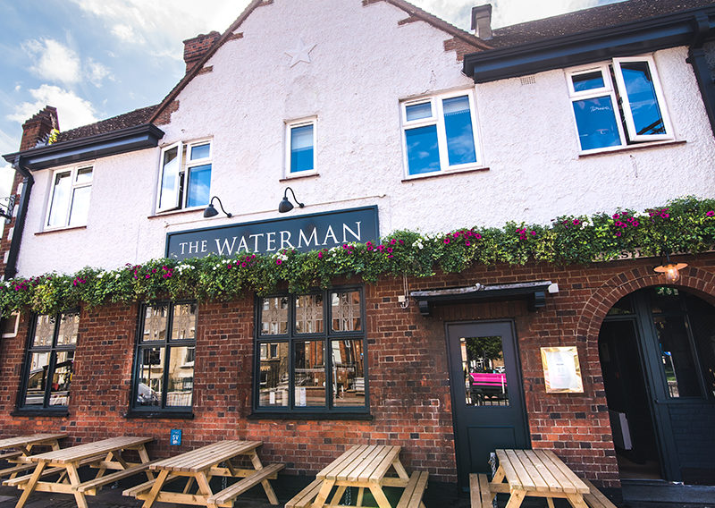The Waterman, Chesterton Road, Cambridge